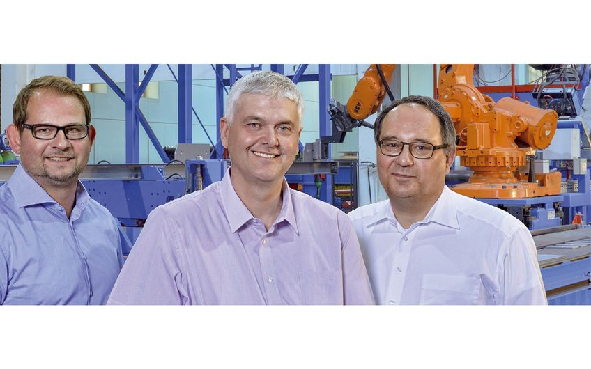 Weisstalwerk: Erste smarte Fertigungslinie für Stahlbau in Deutschland