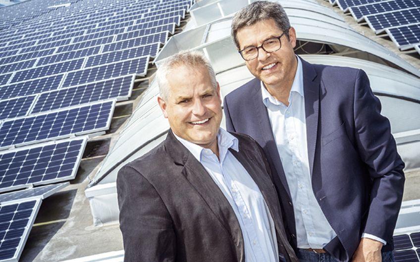 Entegro Photovoltaik-Systeme