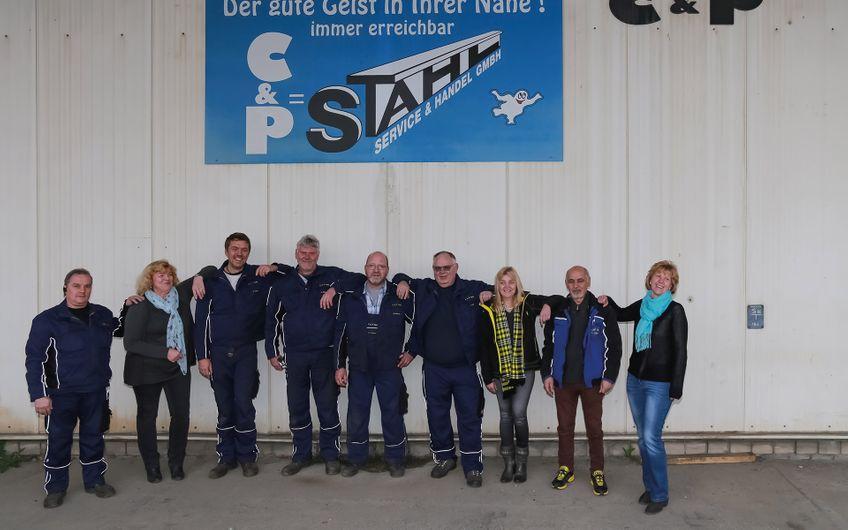 C&P Stahl Service & Handel: Stahlvielfalt aus Witten
