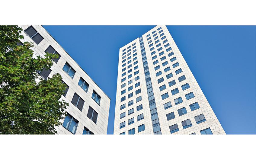 Standort Dortmund der Aderhold Rechtsanwaltsgesellschaft im Westfalentower