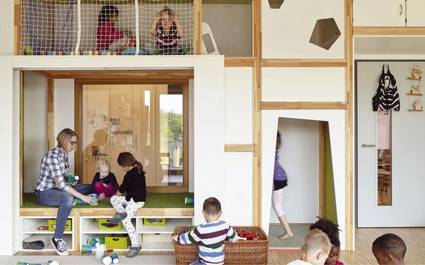 Koschany + Zimmer Architekten KZA: Architektur mit Charakter