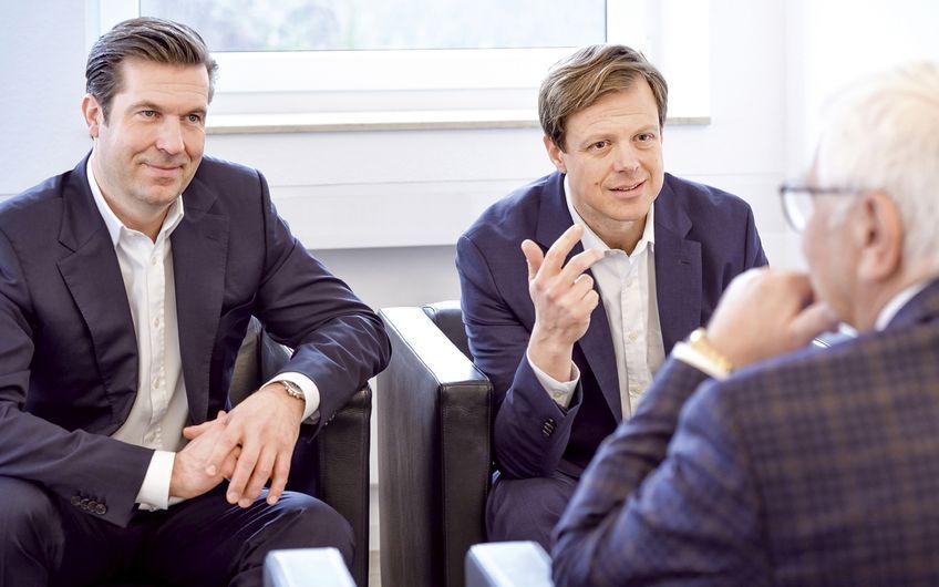 Westfalenfinanz: Unternehmensnachfolge geregelt?