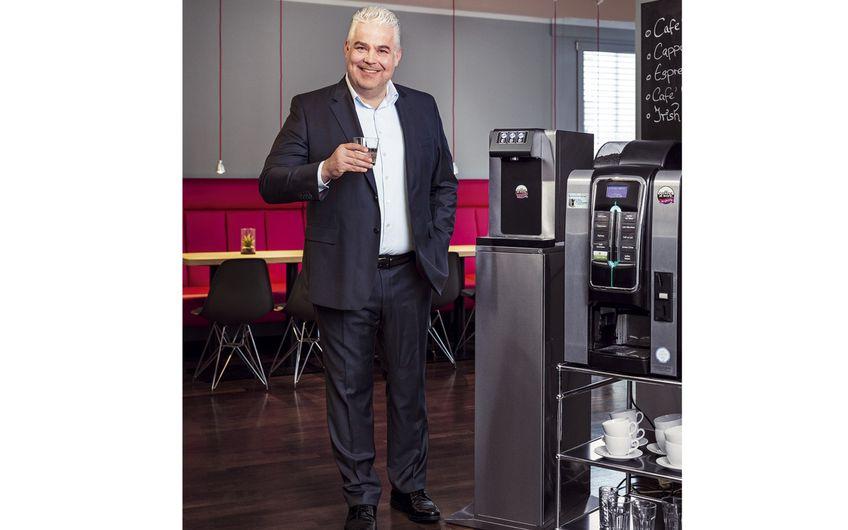 Coffee at Work: Wasser zum Kaffee