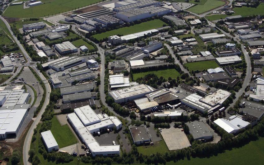 Industriegebiet Ennest: Bedeutendste Gewerbefläche in Attendorn
