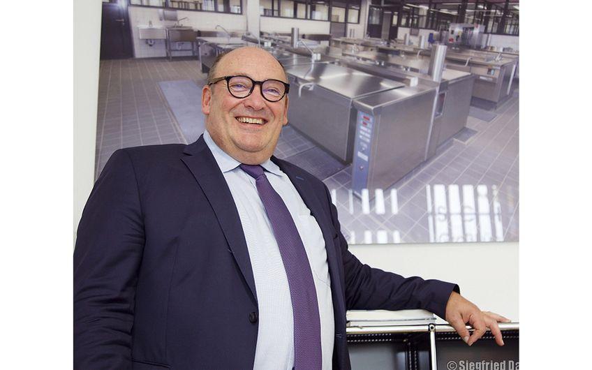 Geschäftsführer Christian Schmolke (Foto: Siegfried Dammrath)