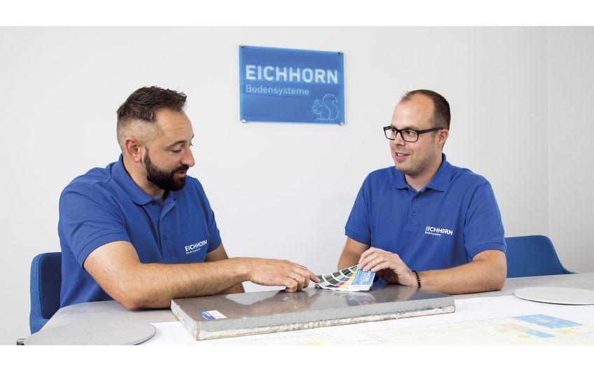 Eichhorn Bodensysteme: Neuer Glanz für alte Böden