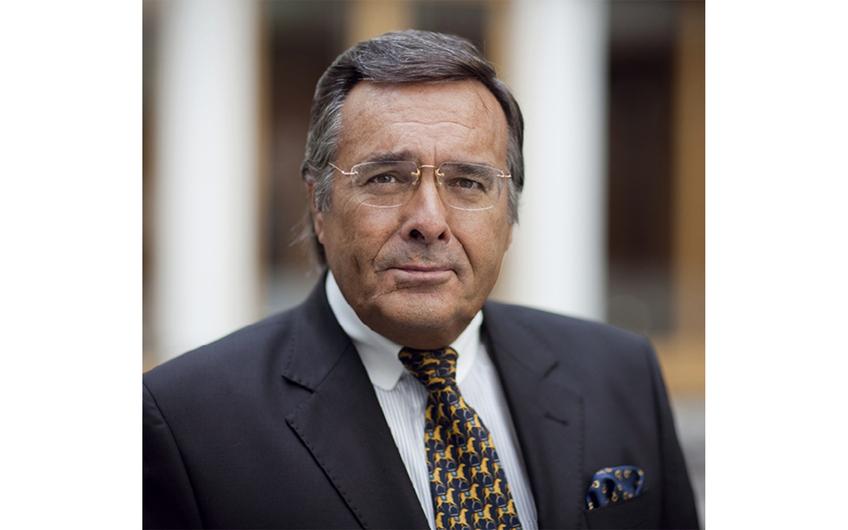 Mario Ohoven, Präsident des Bundesverbands mittelständische Wirtschaft (verstorben am 31.10.2020)