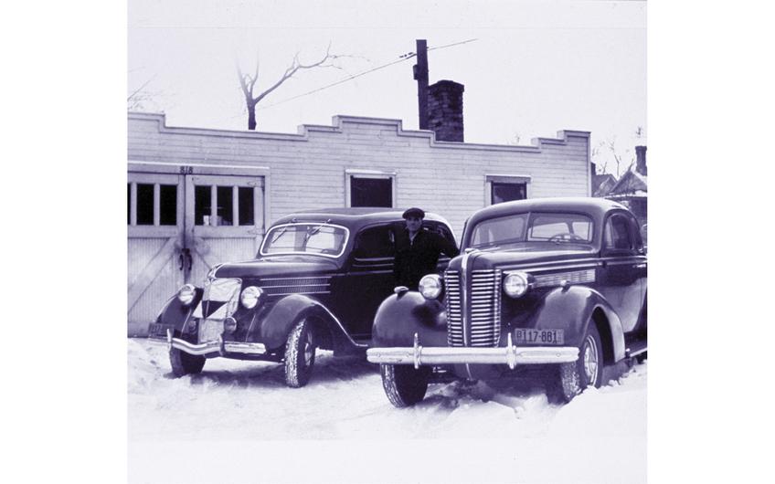 Wo alles begann: Die Medtronic-Garage in Minneapolis