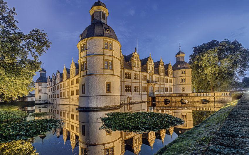 Schloss Neuhaus Paderborn (Foto: ©Blickfang – stock.adobe.com)