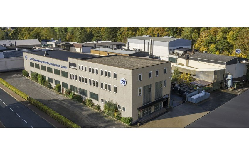 GOT Godesberg Oberflächen GmbH, Standort Plettenberg