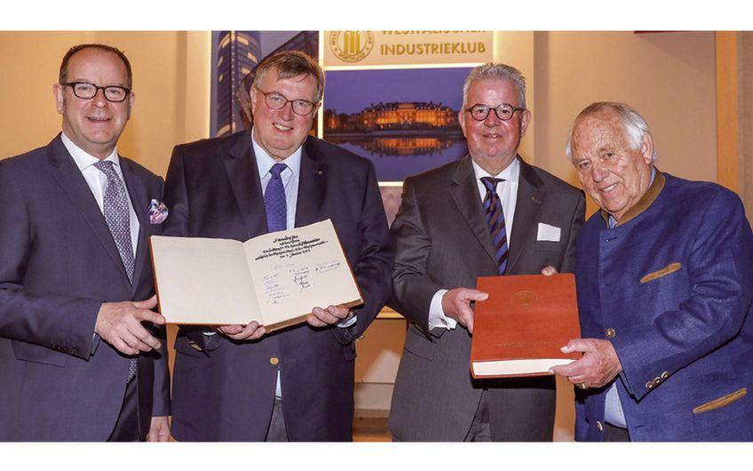 Westfälischer Industrieklub: 100 Jahre im Dienste der Wirtschaft
