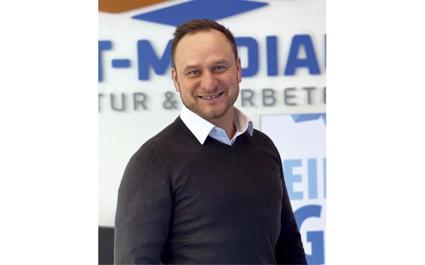 Geschäftsführer Michael Wieczorek