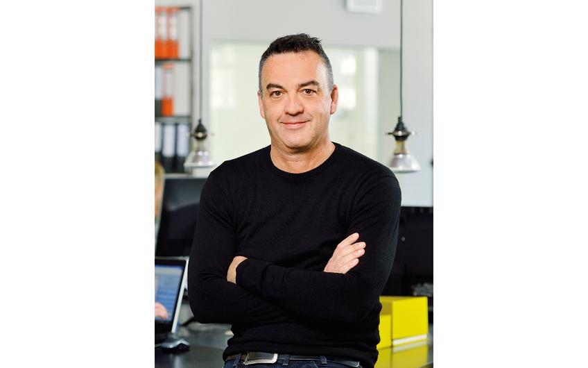Walter Ehren, Managing Director von Outsite Media (Foto: Gerd Lorenzen)