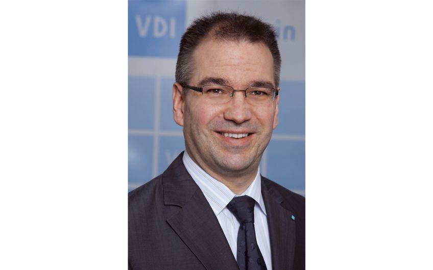 Thomas Terhorst ist Geschäftsführer der  VDI-Gesellschaft Bauen und Gebäudetechnik Foto: VDI