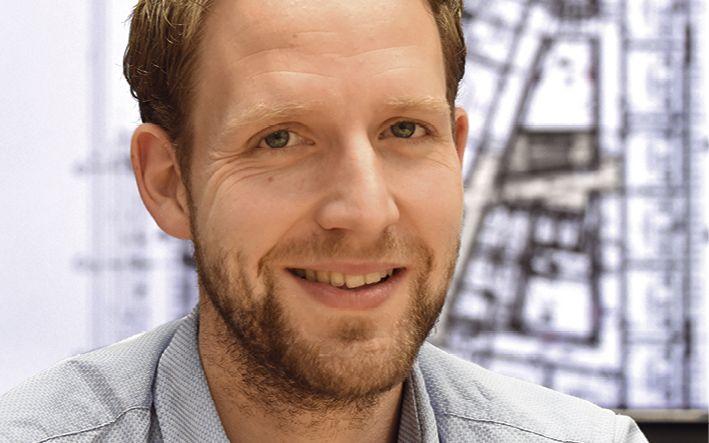 Christian Kusenberg, Leiter der Inneren Verwaltung der PVS holding GmbH