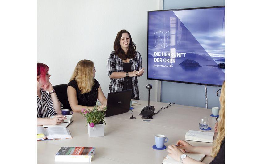 Workshops und Seminare machen Ergebnisse transparent Foto: © Siegfried Dammrath
