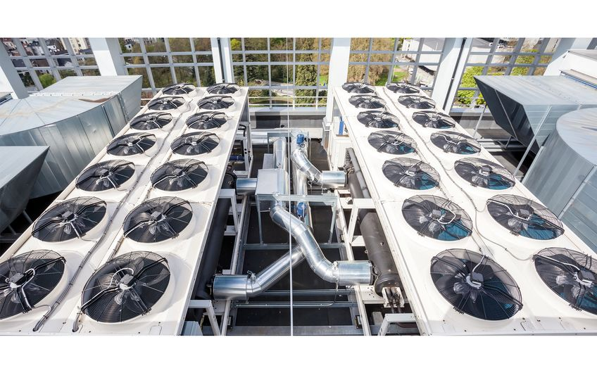 Technik justiert das Klima (Foto: ©denboma  – stock.adobe.com)