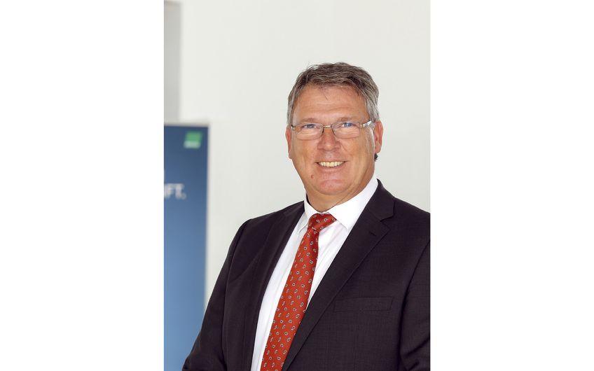 Geschäftsführer Klaus Pattai
