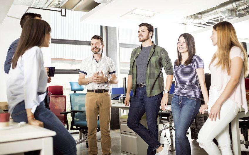 New Work: Wie schaffe ich eine gute Unternehmenskultur?