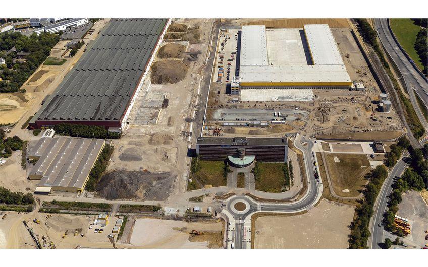 Auch die Neuerschließung des ehemaligen Opel-Geländes in Bochum für die Folgenutzung ist ein Prestige-Projekt der HEITKAMP Unternehmensgruppe