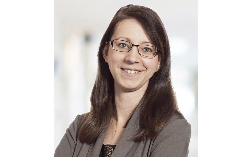 Carina Peretzke, Pressereferentin Handelsverband Nordrhein-Westfalen