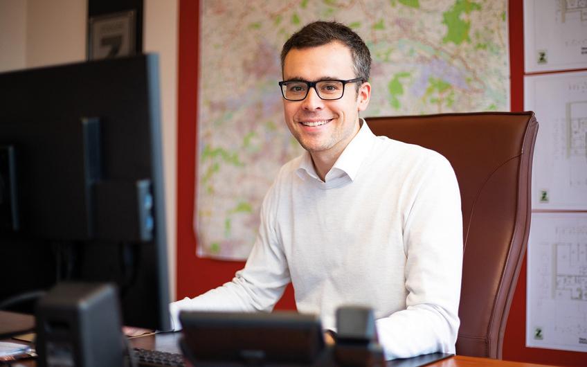 Philipp Telsemeyer, Verkaufsberater