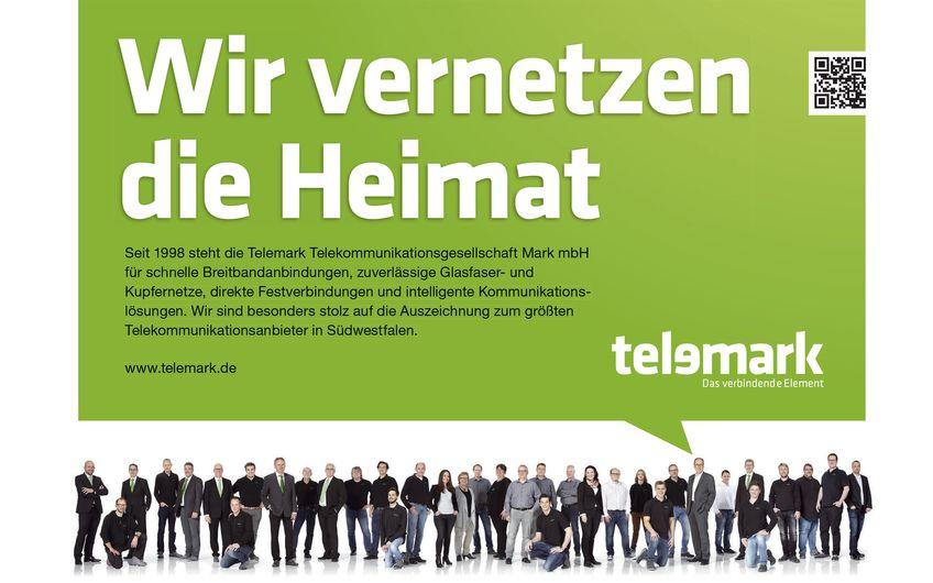 Telemark: Telemark ist Nummer 1