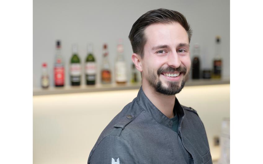 Ein Koch mit pfiffigen Ideen: Florian Miebach