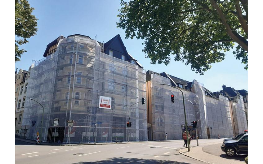 Die Gerüstbau Kremer GmbH & Co. KG baut Gerüste und Sonderkonstruktionen für den privaten und industriellen Bau sowie Veranstaltungen.