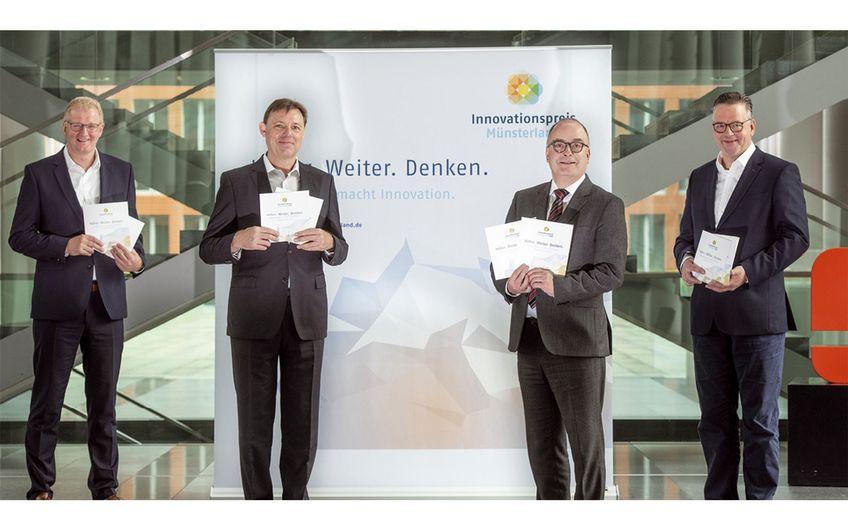 Münsterland e.V.: Innovationspreis Münsterland