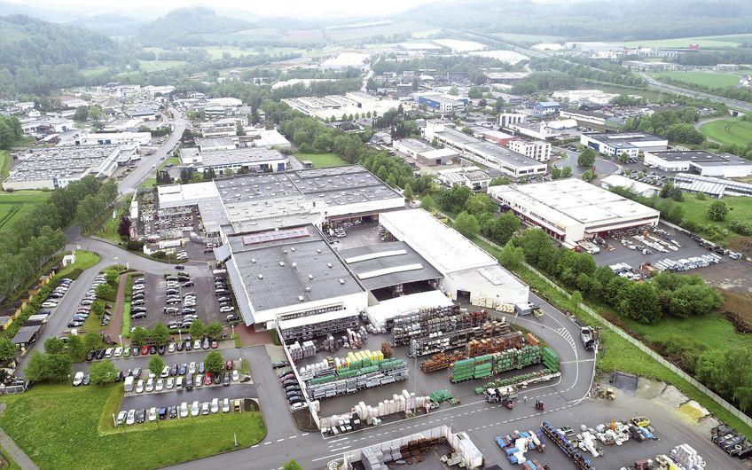 Die größten Unternehmen im Gewerbegebiet Meschede-Enste