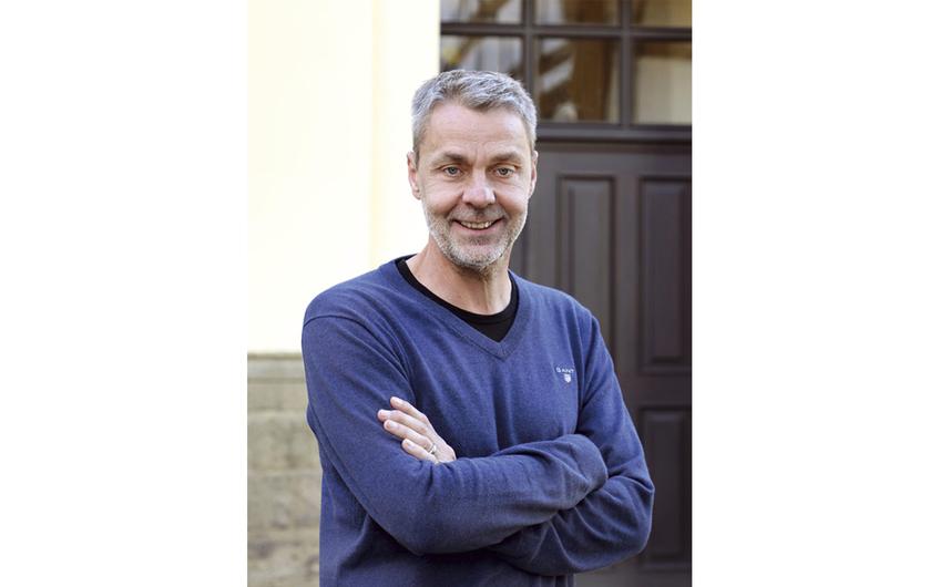 Geschäftsführer Lutz Carta