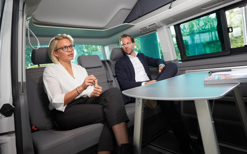 Seit April 2020 wird der Familienbetrieb von den Geschwistern Stefanie und Jörg Senger gemeinsam geleitet (© Frank Wiedemeier)