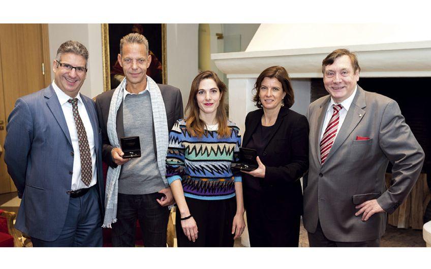 Anna Maria Luisa de' Medici: Preise für  vorbildliche Kunstförderung