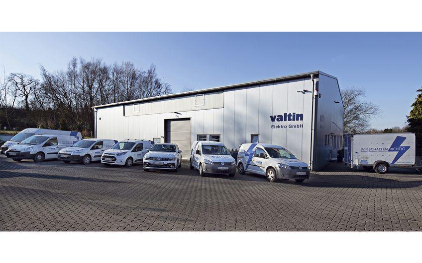 Firmensitz der Valtin Elektro GmbH in Dortmund