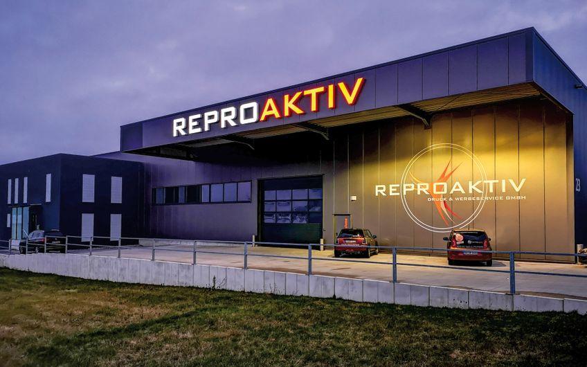 Reproaktiv Druck & Werbeservice
