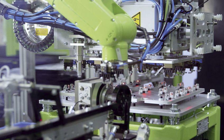 ENGEL Automatisierungstechnik: Automatisierung vom Feinsten