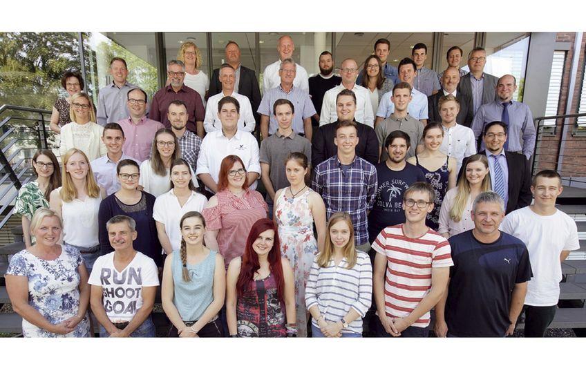 SMS Group: Azubis mit hervorragenden Ergebnissen