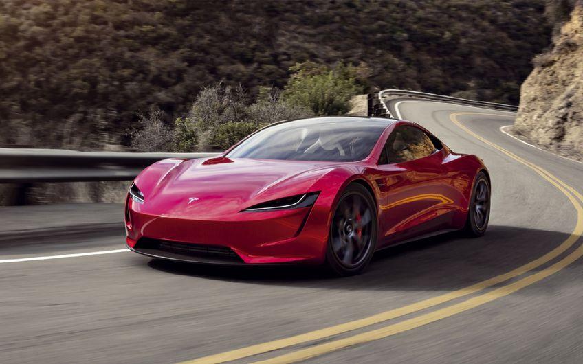 2017 hat Tesla den neuen Roadster präsentiert.  Der ursprünglich angedachte Marktstart im Jahr  2020 wird sich allerdings verschieben.