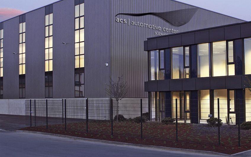 Jochen Brill Hallen- und Industriebau: Unikate aus Stahl