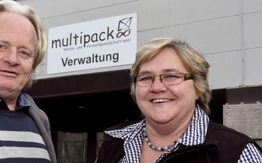 Multipack Werbe- u. Versandgesellschaft: Wir packen zusammen, was zusammengehört