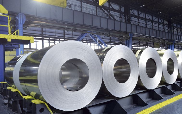 Stahlhandel: Der Stahl ließ das Revier explodieren