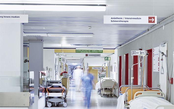Neubau einer multidisziplinären Klinik im Mittleren Osten Foto: ©upixa - stock.adobe.com