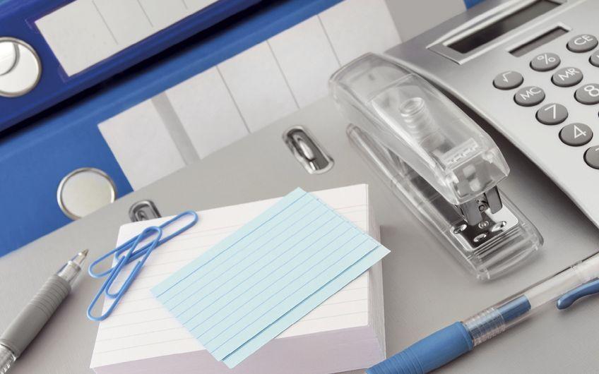 Bürobedarf: Stifte ziehen immer