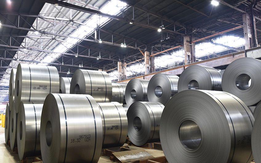 Stahlhandel: Aus der Welt in die Region