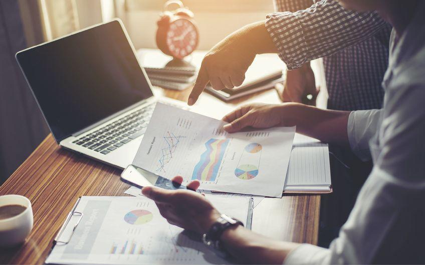 Unternehmensberater: Mit Rat und Tat