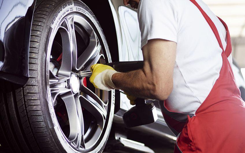 Reifenhandel: Eine runde Sache