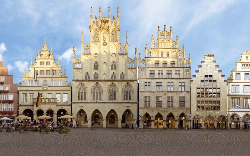 Serie – Wirtschaft im Münsterland, Teil 5: Stadt Münster: Eine Stadt der optimalen Verbindung von Tradition und Zukunft