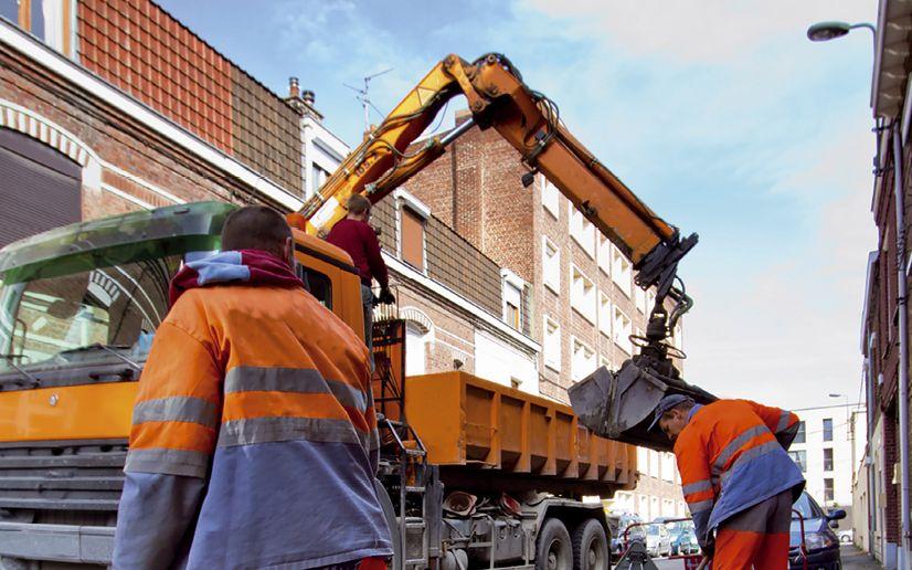 Die größten Tief- und Straßenbauer im Münsterland