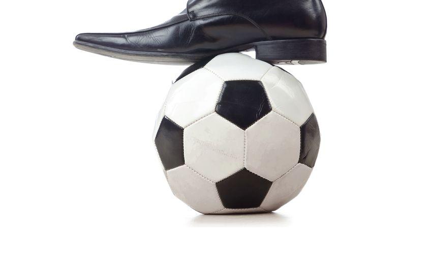 Unternehmen vs. deutsche Fußballnationalmannschaft